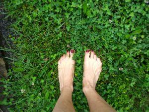 Unsere Füße-die vergessenen Schwerstarbeiter